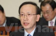 Tân Bộ trưởng cam kết giải tỏa căng thẳng liên Triều