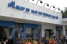 May 10 mở chuỗi cửa hàng may đo thời trang