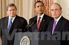 Mỹ bổ nhiệm các phái viên tại Trung Đông