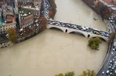 Italy: Thủ đô Roma tuyên bố tình trạng khẩn cấp do mưa lớn