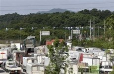 Hàn-Triều nối lại đàm phán về Kaesong