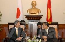 Nhật là một trong những đối tác ưu tiên hàng đầu