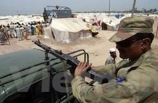 Lính Pakistan giao tranh dữ dội với Taliban