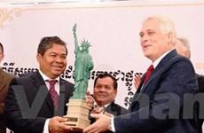 Ngân hàng 100% vốn đầu tiên của Mỹ tại Campuchia