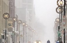 Canada: Nhiệt độ xuống mức thấp kỷ lục