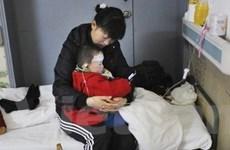 Bệnh tay-chân-miệng hoành hành ở Trung Quốc