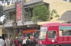 Hà Nội: Không để hành khách đón giao thừa tại bến xe