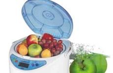 Máy rửa rau quả bằng ozone: Lợi hay hại?