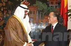 Thúc đẩy quan hệ hợp tác Việt Nam - Kuwait