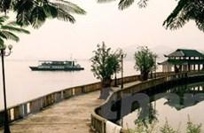 Hơn 5 tỷ đồng nâng cấp du lịch Hồ Núi Cốc