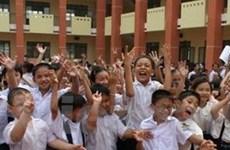 Đồng Tháp có thêm 37 điểm trường tiểu học