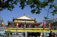 Khánh thành Trung tâm văn hóa Phật giáo Liễu Quán