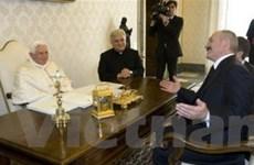 Quan hệ Belarus và phương Tây đang ấm lên