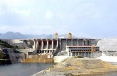 Thủy điện Tuyên Quang phát điện tổ máy số 3