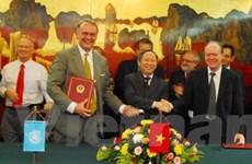 Ban hành hướng dẫn về tài trợ ở Việt Nam