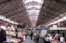 Nga bắt hàng lậu gần 2 tỷ USD tại chợ Vòm