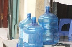 Thêm 4 cơ sở nước đóng chai bị đình chỉ