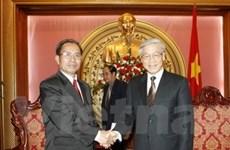 Sẵn sàng chia sẻ kinh nghiệm với Quốc hội Lào