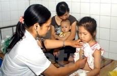 Lào Cai: Trời nắng nóng, số bệnh nhi tăng cao