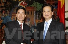 Nâng chất lượng, hiệu quả đầu tư Việt-Lào