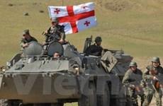 Nga lo ngại việc quân đội Gruzia tái vũ trang