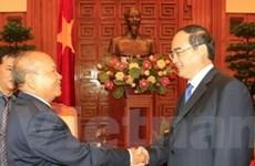 VN sẽ đào tạo sinh viên văn hóa cho Campuchia