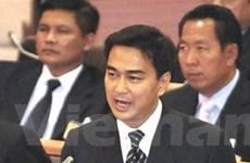 Thái Lan kêu gọi ủng hộ hòa giải dân tộc