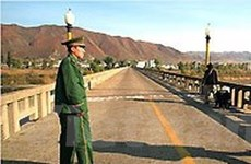 Triều Tiên đóng cửa Hội chữ thập đỏ tại Panmunjom