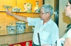 Trưng bày gốm Lái Thiêu tại TP. Hồ Chí Minh