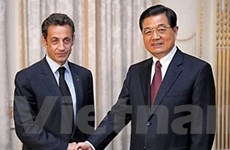 Trung Quốc - Pháp cải thiện mối quan hệ mới
