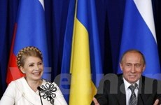 Nga-Ukraine đạt nhiều thỏa thuận về năng lượng