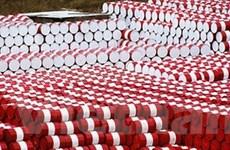 Giá dầu mỏ leo lên hơn 65 USD mỗi thùng