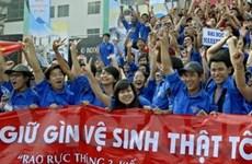 Tháng Thanh niên: Hành động vì an sinh xã hội