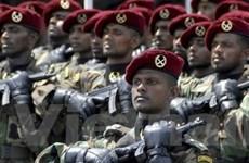 Sri Lanka: Diễu binh mừng chiến thắng LTTE
