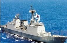 Hàn Quốc cứu tàu Triều Tiên thoát hải tặc