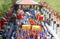 Lễ an vị Quốc tổ Hùng Vương tại TP.HCM