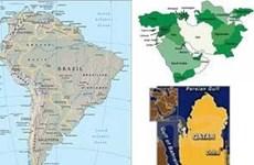 Khối Arập và Nam Mỹ hợp tác kinh tế-tài chính