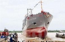 Bàn giao tàu container đa năng 9.200 tấn