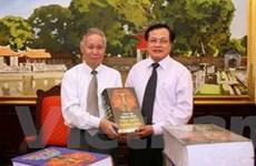 Ra mắt sách nghìn năm văn hiến Thăng Long