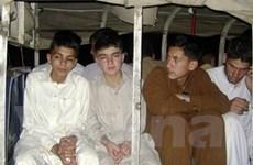 Pakistan: Hàng trăm học sinh, giáo viên bị bắt cóc