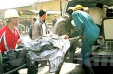 Truy điệu nạn nhân nổ khí metan ở mỏ than Khe Chàm
