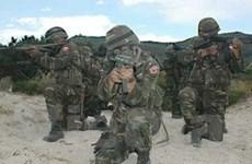 NATO bắt đầu tập trận quân sự tại Gruzia