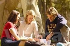 """Australia """"hút"""" học sinh bất chấp khủng hoảng"""