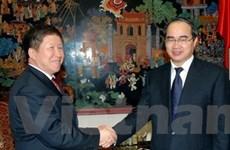 Tăng cường hợp tác khoa học công nghệ Việt-Trung