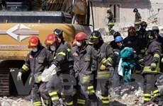 Italy lắp hệ thống thu dữ liệu động đất