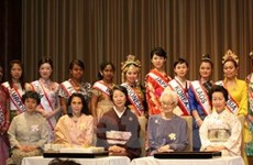 Việt Nam dự lễ hội - chợ từ thiện ở Tokyo