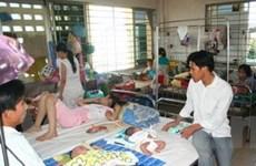 Trẻ em và người già theo nhau nhập viện