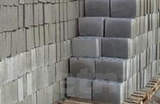 Tăng tỷ lệ sử dụng vật liệu xây dựng không nung
