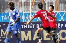 Ximăng The Vissai Ninh Bình giành trọn 3 điểm