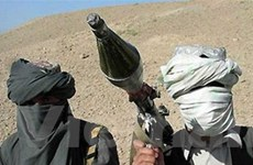 Trạm hậu cần Mỹ và NATO bị Taliban tấn công
